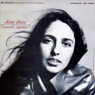 Farewell Angelina Vinyl Joan Baez
