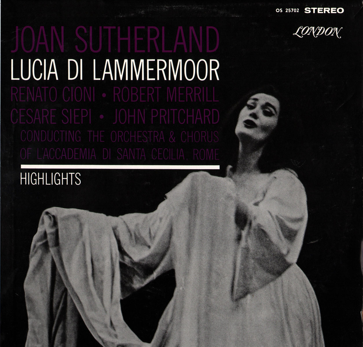 Lucia Di Lammermoor