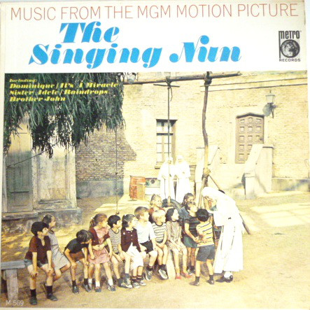 Music From The MGM Motion Picture The Singing Nun