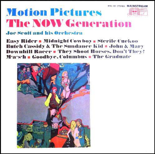 Joe Scott Vinyl Record Albums