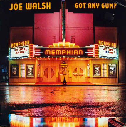 WALSH, JOE - Got Any Gum? LP
