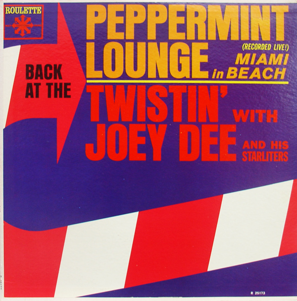 Back at the Pepperment Lounge Twistin' with Joey Dee