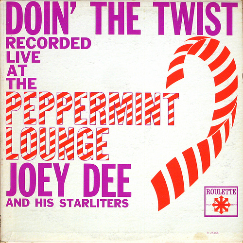 Doin' the Twist at the Pepperment Lounge