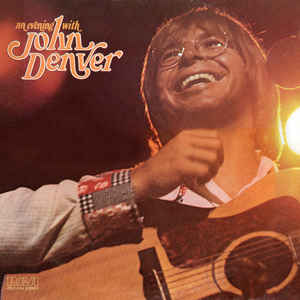 John Denver - An Evening With John Denver Album