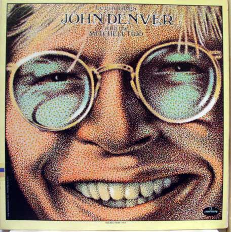 John Denver Vinyl Record Albums