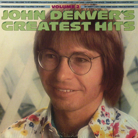 John Denver - John Denver's Greatest Hits Vol. 2 [vinyl] John Denver