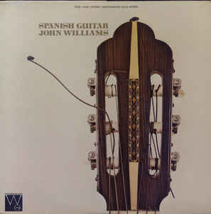 John Williams A Spanish Guitar LP