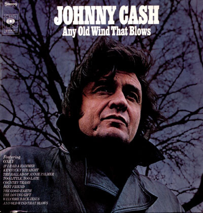 Johnny Cash - Any Old Wind That Blows [vinyl] Johnny Cash