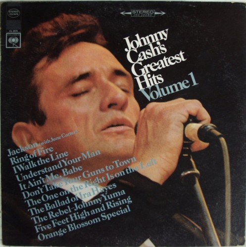 Johnny Cash's Greatest Hits, Volume 1