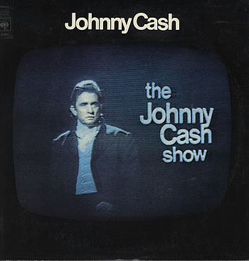 Johnny Cash The+Johnny+Cash+Show LP