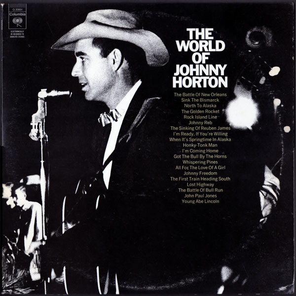 The World Of Johnny Horton