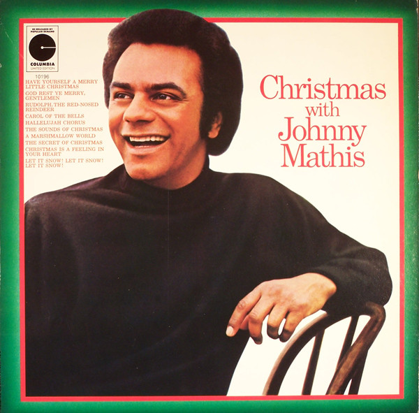 Johnny Mathis - Christmas With Johnny Mathis Album