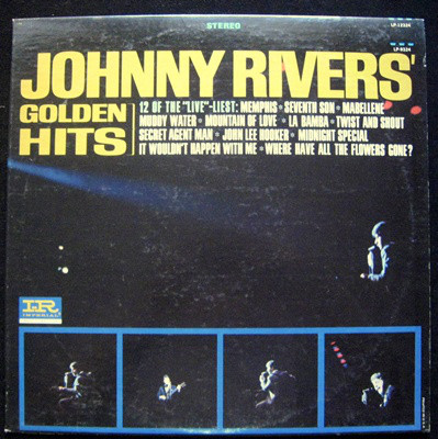 Johnny Rivers& 39 Golden Hits