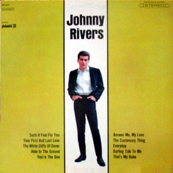 Johnny Rivers - Johnny Rivers LP