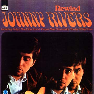 Johnny Rivers - Rewind [vinyl]