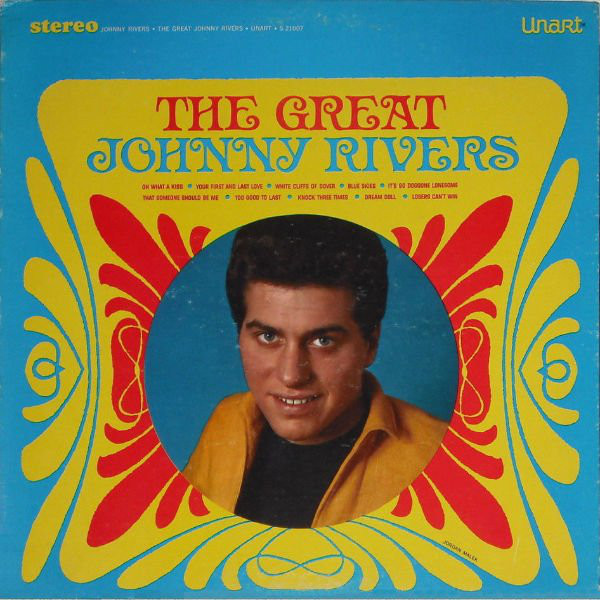 The Great Johnny Rivers