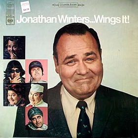 Jonathan Winters - Jonathan Winters ... Wings It [vinyl] Jonathan Winters