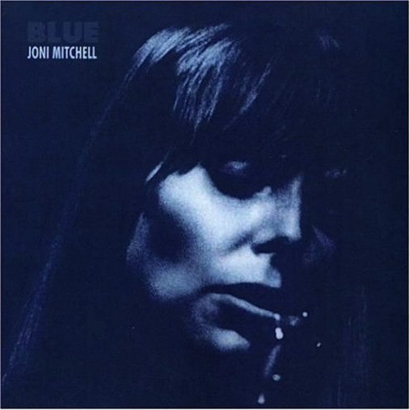 JONI MITCHELL - Blue [Vinyl] - 33T