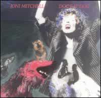 Dog Eat Dog LP Joni Mitchell