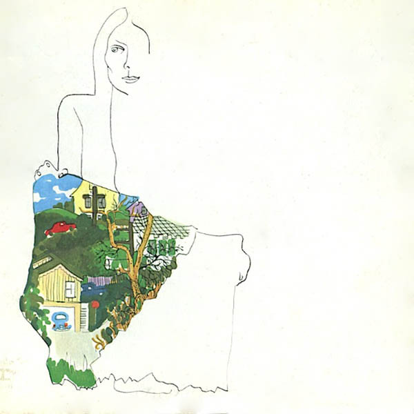 Joni Mitchell - Ladies Of The Canyon Single