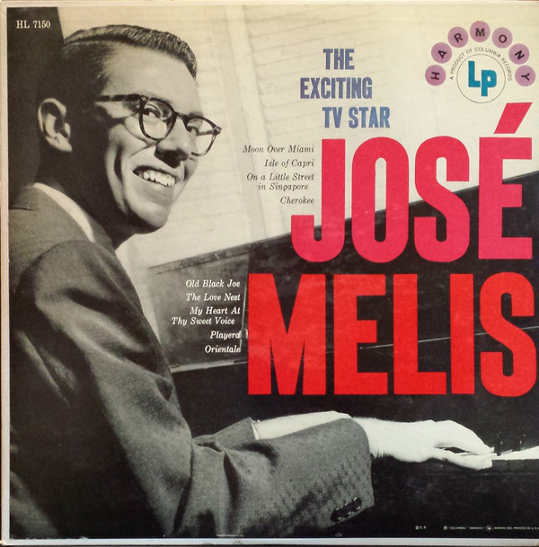 the exciting jose melis vinyl