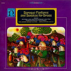 Baroque Fanfares and Sonatas for Brass