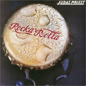Judas Priest - Rocka Rolla LP