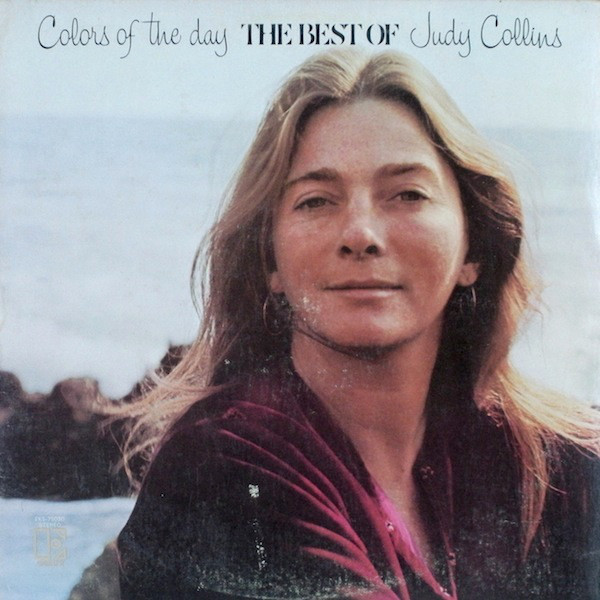 Judy Collins Colors Of The Day