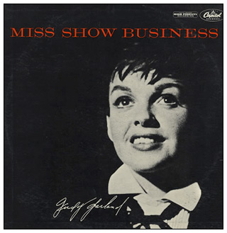Judy Garland - Miss Show Business Vinyl