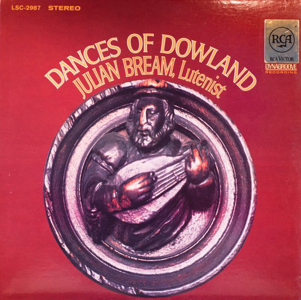 Dances Of Dowland
