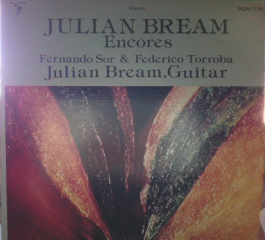 Julian Bream: Encores