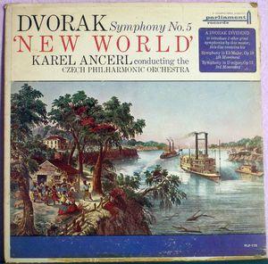 Karel ancerl vinyl record albums for Mobel dvorak