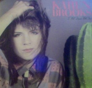 Karen Brooks - I Will Dance With You [vinyl] Karen Brooks