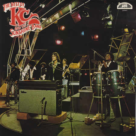 The Best Of K. C. And The Sunshine Band