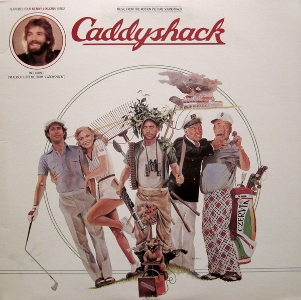 Caddyshack - Music From The Motion Picture Soundtrack