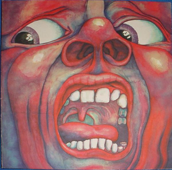 In the Court of the Crimson King Vinyl