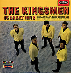 The Kingsmen: Louie Louie