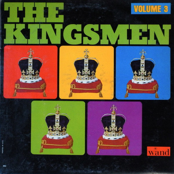 The Kingsmen Volume III