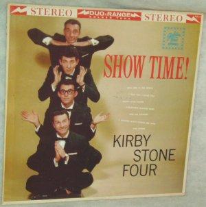 The Kirby Stone Four Vinyl Record Albums