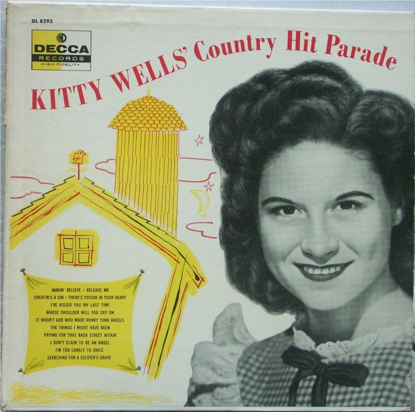 Kitty Wells - Country Hit Parade Album
