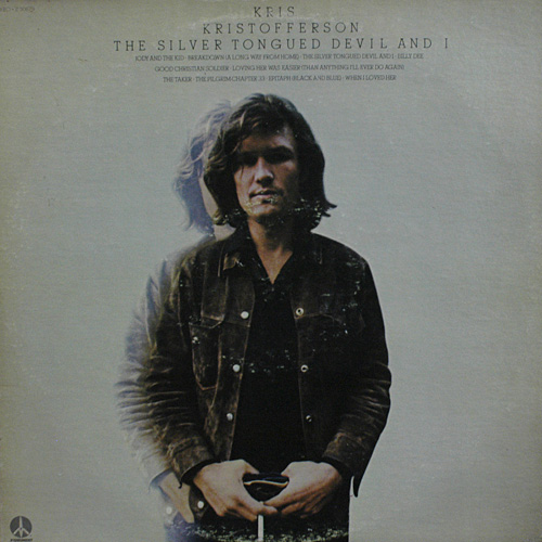 Kris Kristofferson The Silver Tongued Devil And I Records