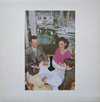 Led Zeppelin - Presence [vinyl]