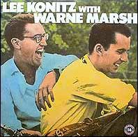 Lee Konitz With Warne Marsh Vinyl Lee Konitz With Warne Marsh