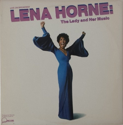 Live On Broadway Lena Horne The Lady And Her Music