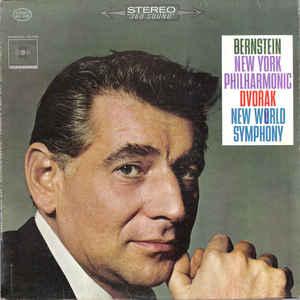 Leonard bernstein vinyl record albums for Mobel dvorak