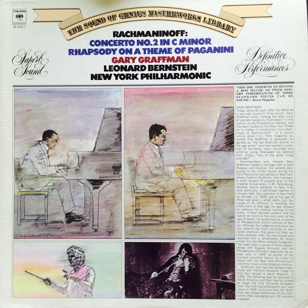 Leonard Bernstein , New York Philharmonic Orchestra, The* New York Philharmonic - Ballets From The Opera