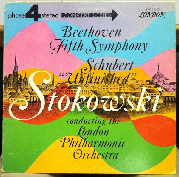 Beethoven/Schubert Fifth Symphony / ''Unfinished''