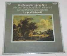 Beethoven/Schubert Symphony No. 5 / Symphony No. 8 ''Unfinished''