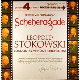 Leopold Stokowski & The London Symphony Orches - Rimsky-korsakov: Scheherazade