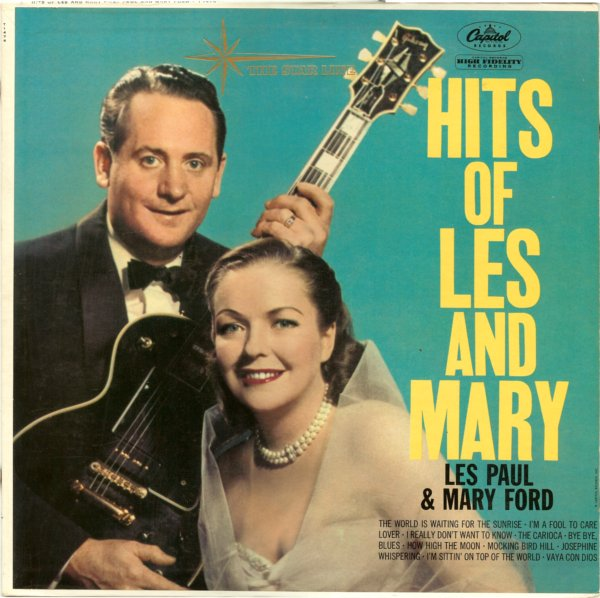 Les Paul &amp; Mary Ford - Hits Of Les And Mary Album